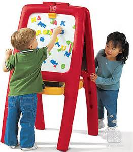 step2 easel for two 77 piece red toys quot r quot us