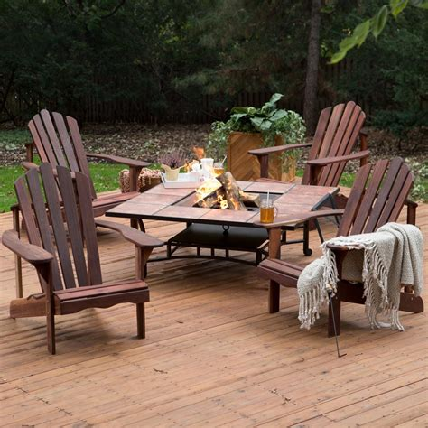 pit outdoor furniture sets pit design ideas