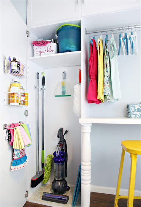 Clean The Closet by Iheart Organizing An Organized Cleaning Cabinet