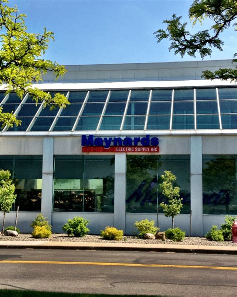 maynards electric supply lighting fixtures equipment