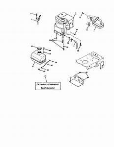 35 Craftsman Lt1000 Carburetor Diagram