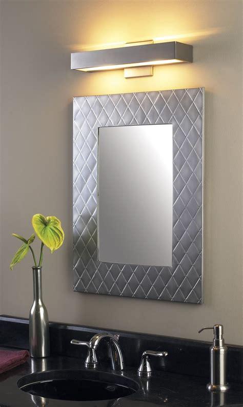 the best brushed nickel bathroom mirror find the best