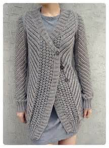 Free Knitted Cardigan Sweater Patterns