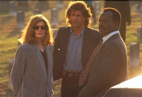 mel gibson and rene russo lethal weapon collection blu ray review collider