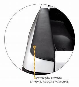 Protetor Borda Lateral Ca U00e7amba Ford Ranger Simples 94  U00c1 12