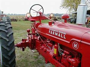 Farmall Restored H