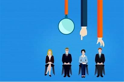 Candidates Recruiting Finding Recruitment Selection Employee Job