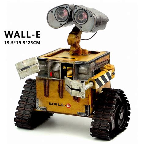 wall metal sculpture wall e model cold rolled steel metal