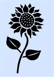 Sunflower Leaves Templates