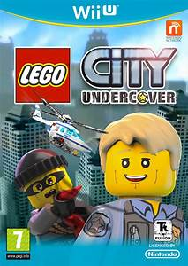 Lego City Undercover Wii U Car Interior Design