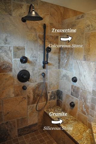 cleaning  proper care  stone showers marble