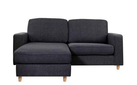 canapé d angle 2 places méridienne canapé d 39 angle réversible 2 places rabat noir