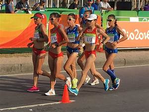 At Olympic Race Walking, A Novice Spectator Finds A Cure ...