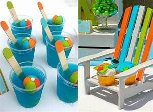 Creative Pool Party Ideas {Guest Feature} - Celebrations