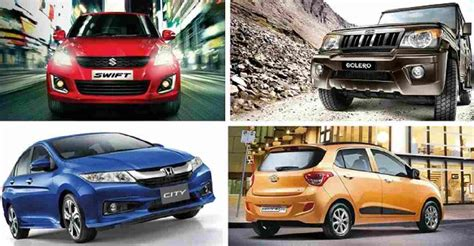 Cars In India by Top 10 Best Selling Cars In India 2015