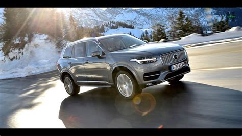 Pilot Assist Volvo Volvo Xc90 Pilot Assist Youtube