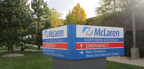 Mclaren Northern Michigan Announces Cuts