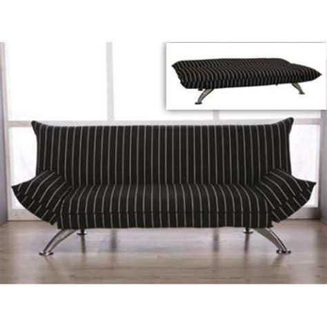 canap 233 clic clac tissu mafia 233 noir et blanc royal sofa id 233 e de canap 233 et meuble maison
