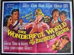 Movie Posters - Wonderful World of the Brothers Grimm | UK ...