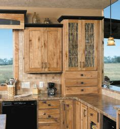 what is kitchen cabinet rustic kitchen the knotty alder cabinets and 7041