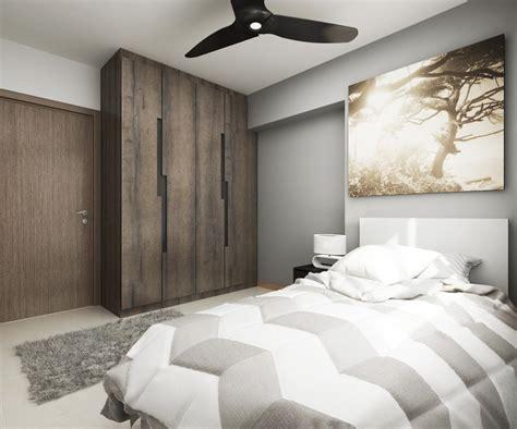 common bedroom fusion concept interior design