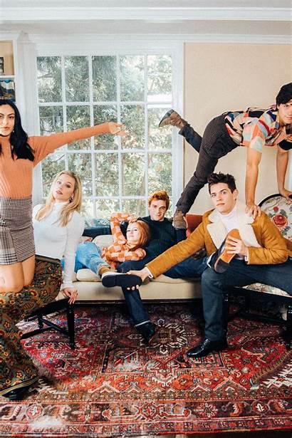 Riverdale Cast Season Shoot Looks Teen Vogue