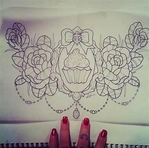 Girly Anchor Drawings