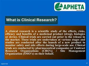 clinical research career With clinical research career