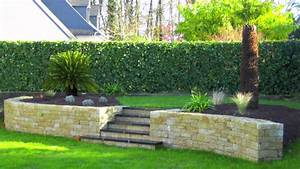 paysagiste vannes youtube With amenagement exterieur maison contemporaine 7 amenagement jardin contemporain jardin autres