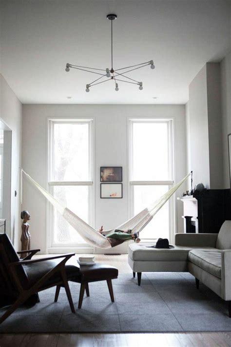 canapé hamac 49 photos de fauteuils suspendus pour votre intérieur
