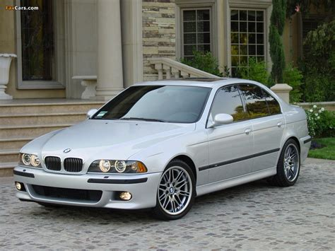Bmw M5 Us-spec (e39) 1999–2004 Wallpapers (1024x768