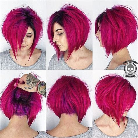 25 Best Ideas About Bright Hair Colors On Pinterest