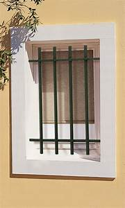Barre De Defense Fenetre : le ferronnier grille de fen tre en fer forg rose ~ Edinachiropracticcenter.com Idées de Décoration