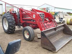 Parts Used  International Tractor Parts Used