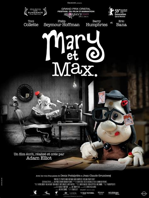 regarder mary and max en streaming vf en cinéma voir film mary and max streaming vf vostfr streaminfr
