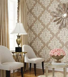 les papiers peints design en 80 photos magnifiques With decoration avec papier peint