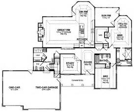 one story house plan 1 story ranch style houses one story ranch house floor plans 1 floor house plans mexzhouse