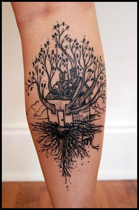 tree tattoo designs  men  women