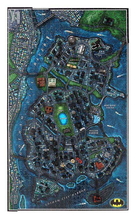 map  gotham country map