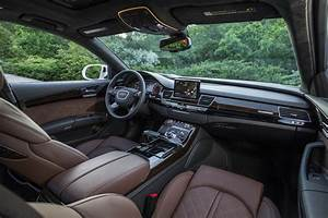 2017 Audi A8 Interior - carsautodrive