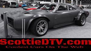 Fast And Furious F8 : dom 39 s ice charger fast and furious f8 fate of the furious 2018 detroit autorama scottiedtv ~ Medecine-chirurgie-esthetiques.com Avis de Voitures