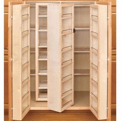 swing out pantry swing out complete pantry system rev a shelf 4w series