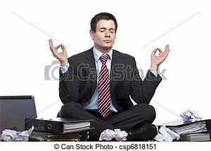 Stock graphy of Stressed frustrated business man