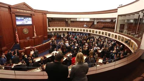 florida senate chamber unveiled   million