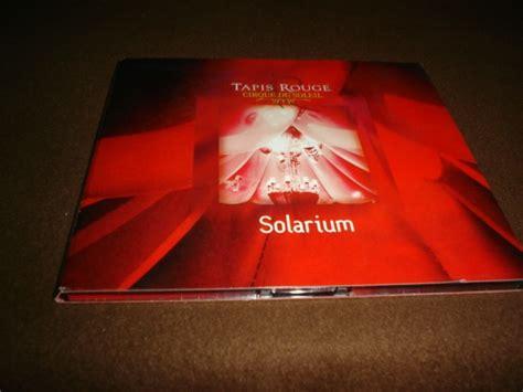 cirque du soleil cd album tapis solarium ddi 200 00 en mercado libre