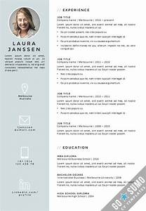 cv template melbourne gosumo cv templates With cv template with photo