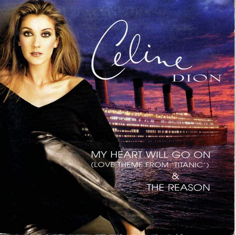 cã line dion my will go on celine dion my heart will go on theliriks
