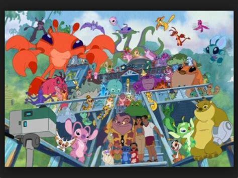 lilo  stitch cousins stitch cousins lilo stitch