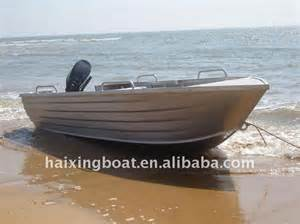 Pictures of Deep V Hull Aluminum Boats