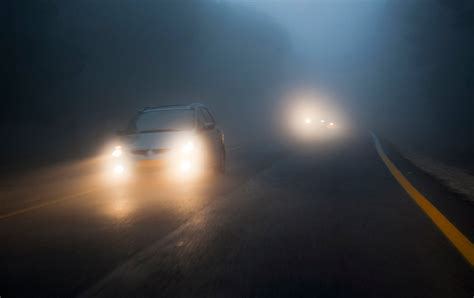 Driving in Fog Safely